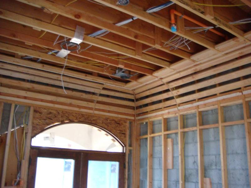 Mark wright construction inc decorative ceilings for Decorative ceilings